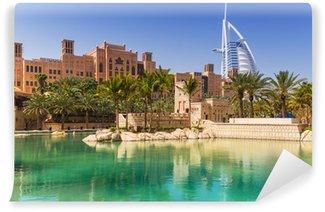 Vinylová Fototapeta Amazing architektura tropické letovisko v Dubaji, Spojené arabské emiráty