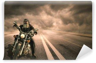 Vinylová Fototapeta Amazing Rider