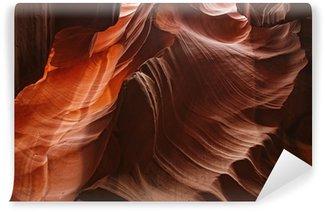 Vinylová Fototapeta Amazing střela na Grand Canyon uvnitř jeskyně Antelope