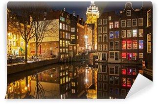 Vinylová Fototapeta Amsterdam