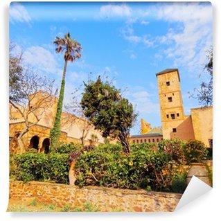 Vinylová Fototapeta Andaluské zahrady v marockém Rabatu