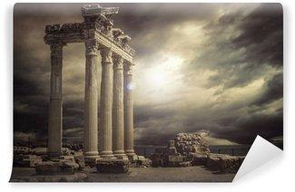 Vinylová Fototapeta Apollon chrám @ Antalya