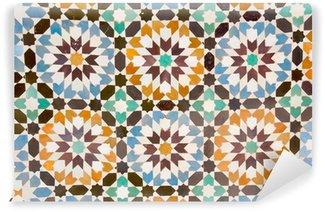 Vinylová Fototapeta Arab mozaika