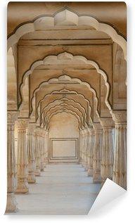 Vinylová Fototapeta Arch passsage Amber Fort, Jaipur, Indie