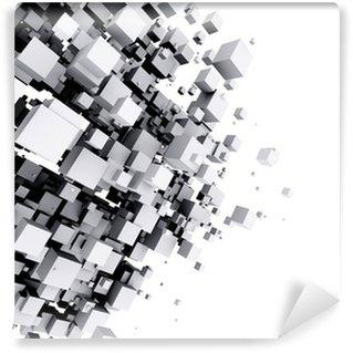 Vinylová Fototapeta Architektonický návrh