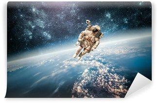 Vinylová Fototapeta Astronaut vnější SPAC Prvky tohoto snímku poskytl NASA.