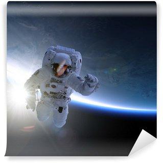 Vinylová Fototapeta Astronaut