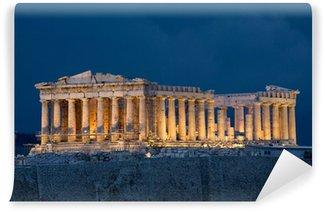 Vinylová Fototapeta Atény Acropolis Parthenon