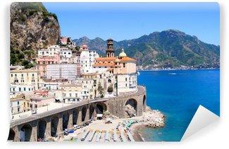Vinylová Fototapeta Atrani, Amalfi Coast, Itálie