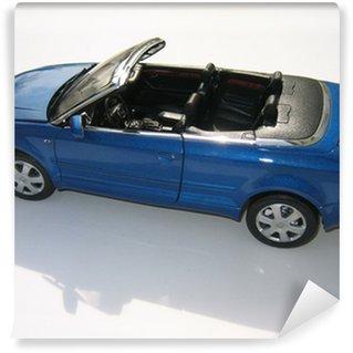 Vinylová Fototapeta Audi A4 cabrio