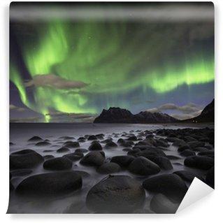 Vinylová Fototapeta Aurora pláž
