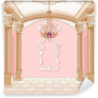 Fototapeta Winylowa Ballroom of Magic Castle
