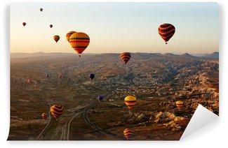 Vinylová Fototapeta Balóny v Cappadocia, Turecko