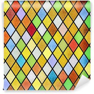 Vinylová Fototapeta Barevné abstraktní barevného skla pozadí