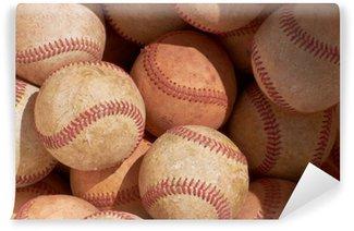 Vinylová Fototapeta Baseball Balleovi