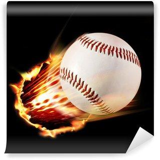 Vinylová Fototapeta Baseball