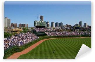Vinylová Fototapeta Baseballové hřiště.