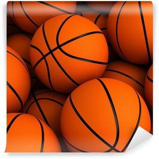 Vinylová Fototapeta Basketbal pozadí