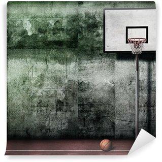 Vinylová Fototapeta Basketbalový koš