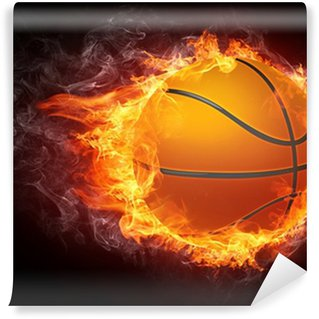 Vinylová Fototapeta Basketbalový míč