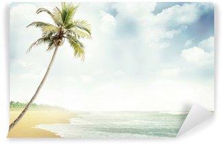 Vinylová Fototapeta Beach-018