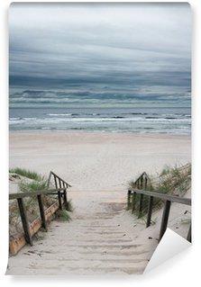 Vinylová Fototapeta Beach - Baltské moře