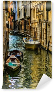 Vinylová Fototapeta Benátky, Itálie - Grand Canal a historických bytové jednotky