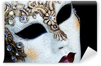 Vinylová Fototapeta Benátské masky