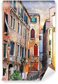 Vinylová Fototapeta Benátské ulice
