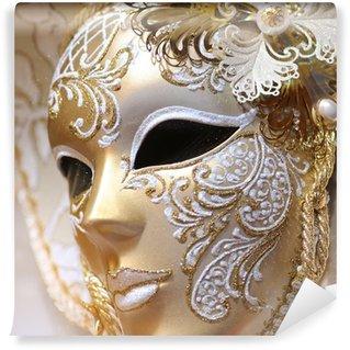 Vinylová Fototapeta Benátský karneval masky