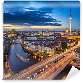 Vinylová Fototapeta Berlín, Německo Cityscape