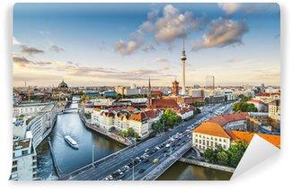 Vinylová Fototapeta Berlín, Německo Odpolední Panoráma