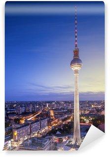 Vinylová Fototapeta Berlín panoráma města