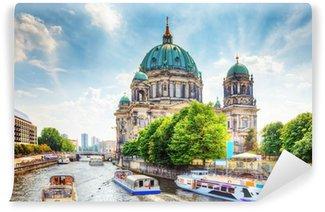 Vinylová Fototapeta Berlínská katedrála. Berliner Dom. Berlín, Německo