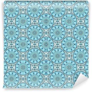 Vinylová Fototapeta Bezešvé vzor z mozaiky