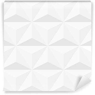 Fototapeta Winylowa Białe tło strukturalne