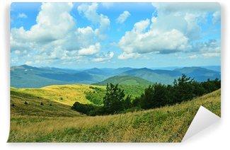 Vinylová Fototapeta Bieszczady Mountains, Poland