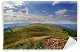 Vinylová Fototapeta Bieszczady National Park, Polonina Caryńską