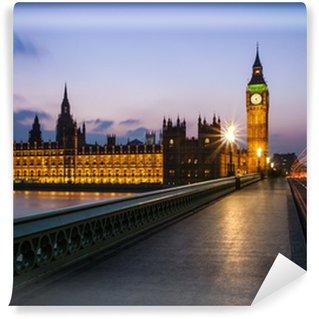 Vinylová Fototapeta Big Ben, London, England
