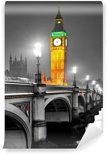 Vinylová Fototapeta Big Ben, Londýn, Velká Británie.