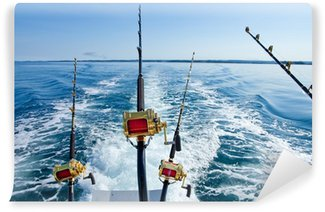 Vinylová Fototapeta Big game fishing