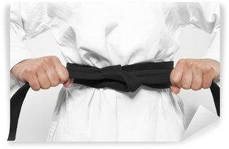 Vinylová Fototapeta Black Belt