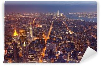 Fototapeta Vinylowa Blick über New York