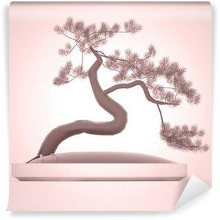 Vinylová Fototapeta Bonsai strom tavené