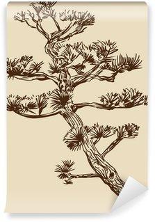 Vinylová Fototapeta Bonsai Tree