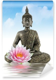 Vinylová Fototapeta Bouddha zen