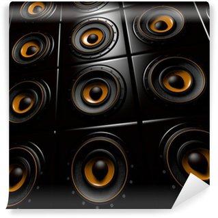 Vinylová Fototapeta Boxenwand