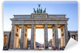 Vinylová Fototapeta Braniborská brána v Berlíně - Německo