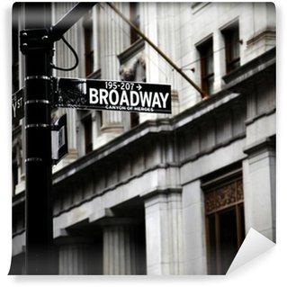 Fototapeta Vinylowa Broadway znak