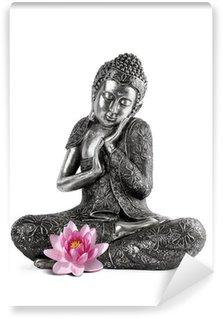 Vinylová Fototapeta Buddha a Serenity